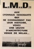 Aux lyonnais ignorants qui ne connaissent pas leur  histoire, voici une lecon d'architecture venue de Milan...