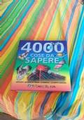 4000 COSE DA SAPERE