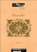 Pisanello actes du colloque organisé au Musée du Louvre par le Service culturel les 26, 27 et 28 juin 1996 In due tomi
