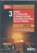 Corso di tecnologie e progettazione di sistemi elettrici ed elettronici vol 3