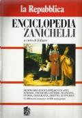 ENCICLOPEDIA ZANICHELLI - DIZIONARIO ENCICLOPEDICO DI ARTI SCIENZE, TECNICHE, LETTERE, FILOSOFIA, STORIA, GEOGRAFIA, DIRITTO, ECONOMIA