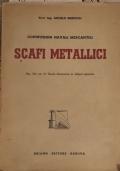 Costruzioni navali mercantili Scafi metallici