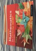 complete mathematics for Cambridge IGCSE third edition core