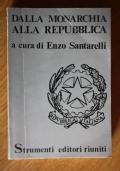 Dalla monarchia alla repupplica - 1943/1946