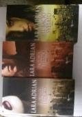 Lotto 3 libri Stirpe di Mezzanotte (Il bacio svelato, Il bacio perduto, Il bacio eterno)