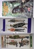 Lotto 3 fascicoli militaria :The Zulu war (Osprey) - Eserciti della guerra del golfo (Osprey) Essere marine oggi
