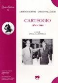 carteggio 1928-1964