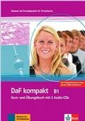 DaF kompakt B1 (Kurs- und Übungsbuch mit 2 Audio-CDs)