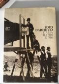 foto d'archivio - Italia fra 800 e 900