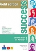 Success, gold edition, student's book and workbook 2
