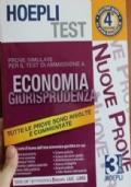 HOEPLI TEST-Prove simulate per il test di ammissione a ECONOMIA GIURISPRUDENZA, valido per BOCCONI,LIUC,LUISS