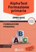 Alpha test Formazione primaria