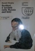 PROFILO DELLA LETTERATURA RUSSA