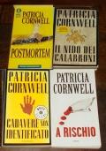 LOTTO 4 LIBRI PATRICIA CORNWELL