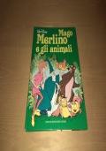 MAGO MERLINO E GLI ANIMALI / Walt Disney prima edizione marzo 1984!