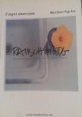 Rauschenberg -il egno americano - manifesti pop art