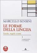 Le forme della lingua. La grammatica e la scrittura-Il lessico.