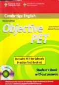 Objective PET : practice test booklet + student's book