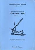 O leûdo 1997 - Dialetto e tradizioni liguri