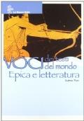 Voci dei testi del mondo Epica e Letteratura