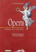 Opera 3 - Letteratura - Testi - cultura latina - Dalla prima età imperiale ai regni romano - barbarici