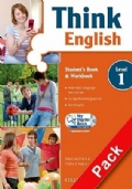 THINK ENGLISH 1 - MISTO SPECIAL LANG. ESS. + SB&WB + CULTURE BOOK + MY DIGITAL BOOK + ESPANSIONE ONLINE