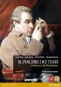 Il piacere dei testi 4 (età napoleonica e il Romanticismo)