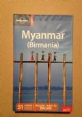 LONELY PLANET - MYANMAR (BIRMANIA)