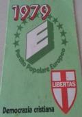 Tessera  Sindacato CISL 1975