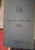 The Mar Yearbook. River Plate Shipping Manual