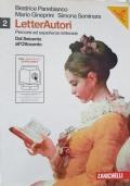 LETTERAUTORI 2 Dal Seicento all'Ottocento