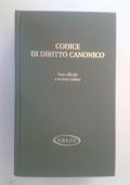 CODICE DI DIRITTO CANONICO. Testo ufficiale e versione italiana