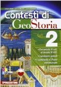 Contesti Geostoria. Per la Scuola media. Con CD-ROM: CONTESTI GEOSTORIA 2 +LD
