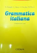Grammatica italiana - Comunicazione e testi