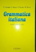 Grammatica italiana - Fonologia, morfologia e sintassi