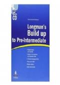 Longman's Build up to Pre-Intermediate