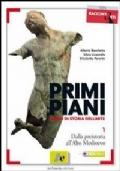 Primi Piani 1 Dalla preistoria all'Alto Medioevo