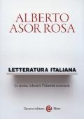 Letteratura italiana. La storia, i classici, l'identità nazionale