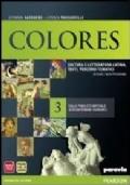 Colores. Con espansione online. Vol. 3: Dalla prima età imperiale ai regni romano-barbarici
