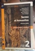 Sermo et humanitas 2 percorsi di lavoro