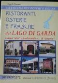 RISTOANTI, OSTERIE E FRASCHE del Lago di Garda