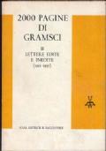 2000 PAGINE DI GRAMSCI
