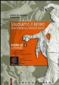 Studiamo il latino 2 (grammatica e sintassi latina)