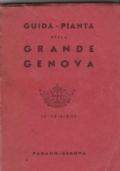 Guida - Pianta della Grande Genova