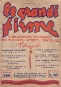 Le Grandi Firme Numero 166 del 1931 (Anno IX)