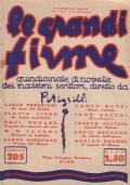 Le Grandi Firme Numero 205 del 1933 (Anno XI)