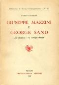 Giuseppe Mazzini e George Sand la relazione e la corrispondenza
