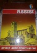 ASSISI STORIA ARTE SPIRITUALITà