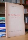 IL RUZZANTE (ANGELO BEOLCO) ANTONIO CATALDO 1933 (CON DEDICA DELL'AUTORE)