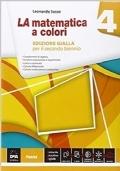 La matematica a colori. Ediz. gialla. Per le Scuole superiori. Con e-book. Con espansione online vol.4